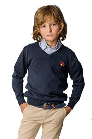 Spagnolo Jersey niño Marino (10 años)