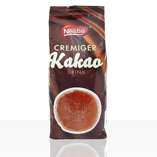 Nestlé cremiger Cacao Drink 10 x 1 kg - kakaohaltiges Bebidas polvo: Amazon.es: Hogar