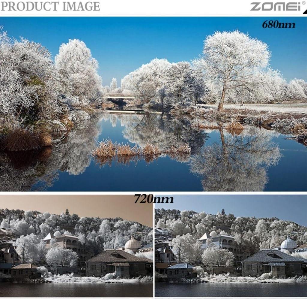 37mm IR720 IR 720nm Infrared Filter for Camera Lens Digital DSLR SLR