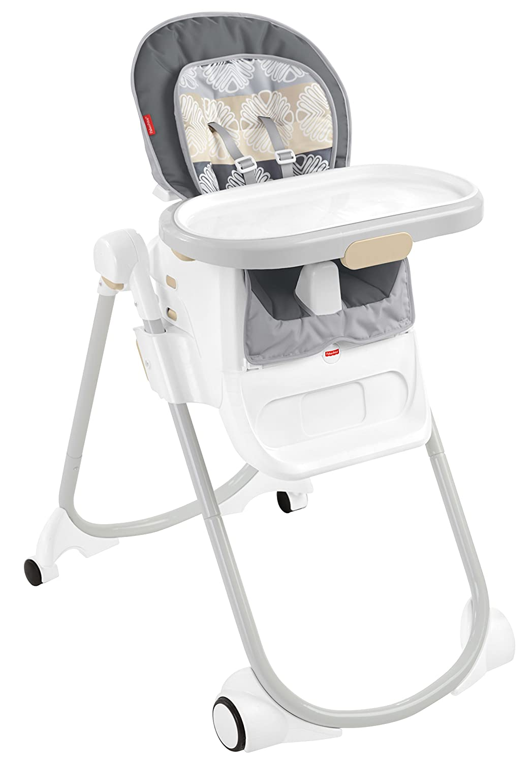 Fisher-Price 4-in-1 Total Clean High Chair DVM43