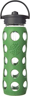 product image for Lifefactory, Bottle Straw Cap Green 22 Ounce