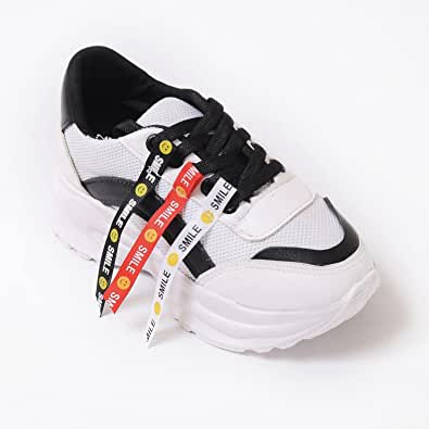 Lace Up Shoes For Unisex Kids