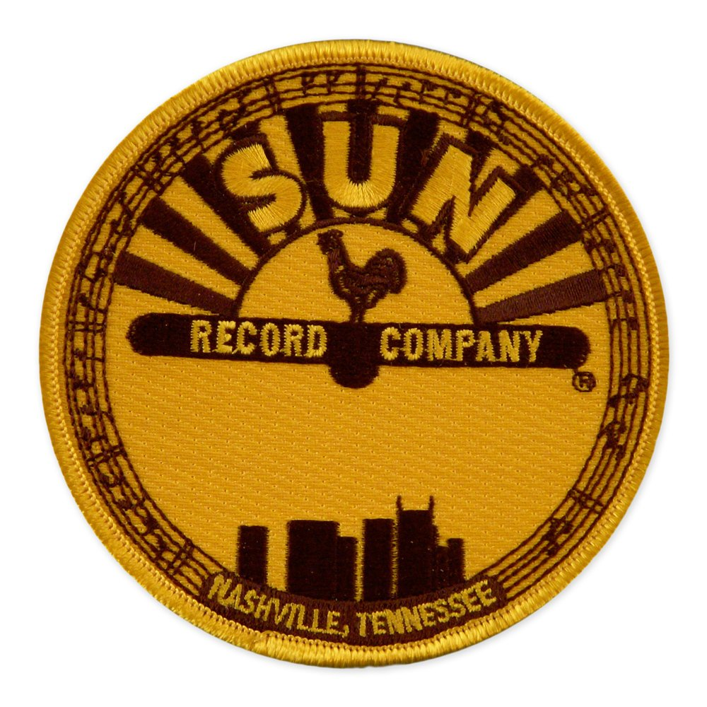 Sun Embroidered Patch, Nashville G-SUN-PATCH-40830-6