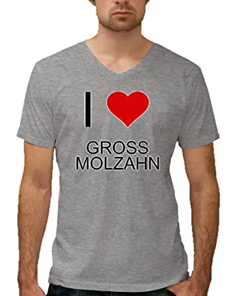 Groß Molzahn i gross molzahn mens v neck t shirt xx large amazon co uk