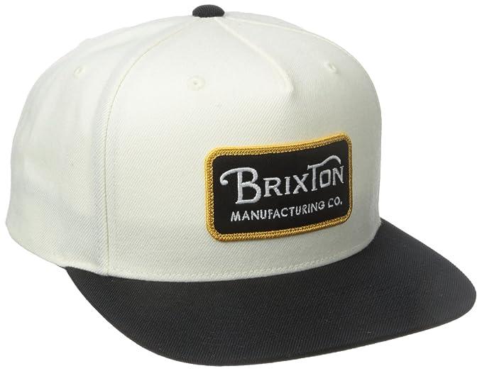 BRIXTON Grade Snapback - Gorra de béisbol Unisex, Unisex, Cap ...
