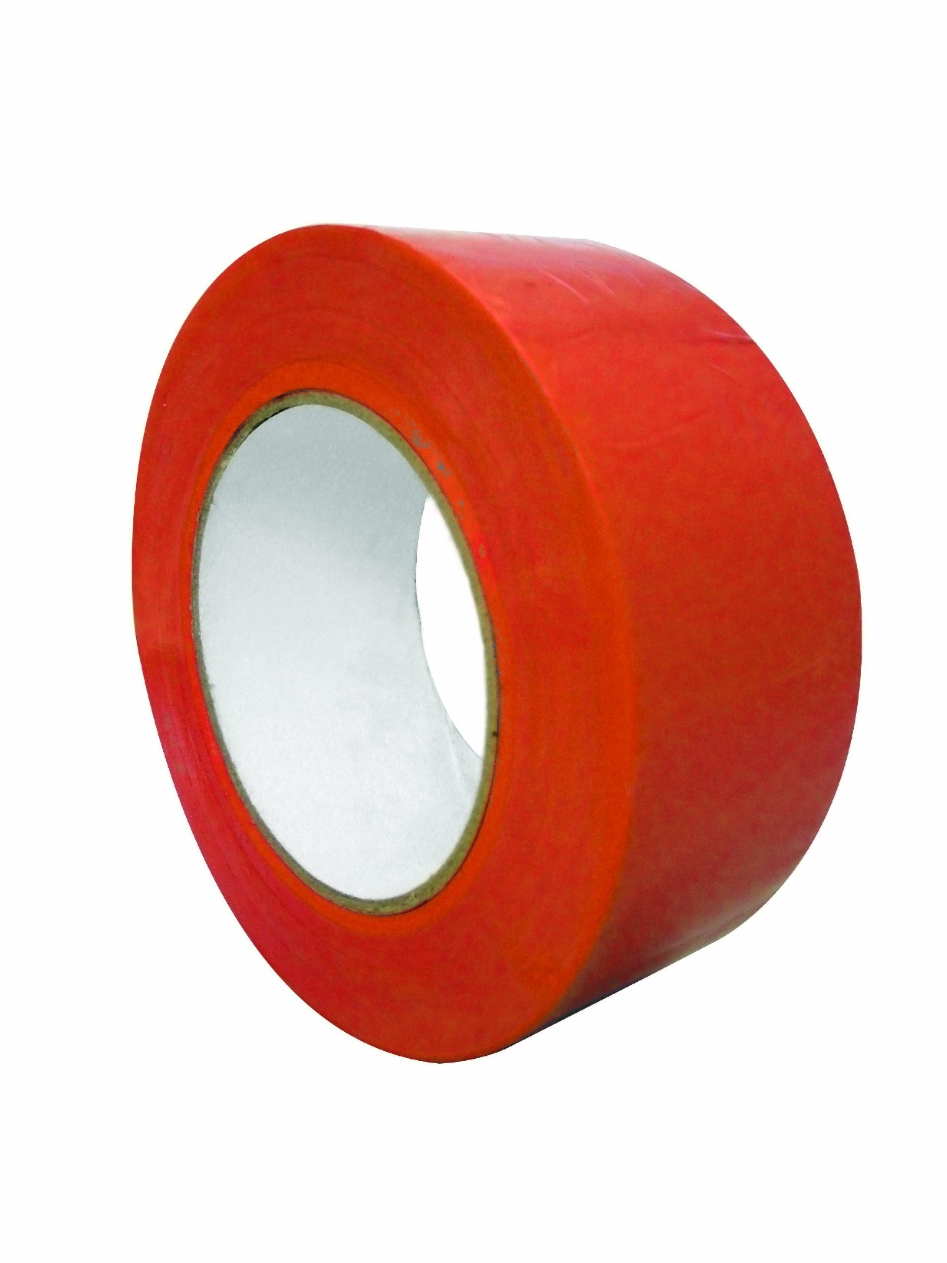 American Educational Products Floor Tape, 2'' x 60-Yard, Orange