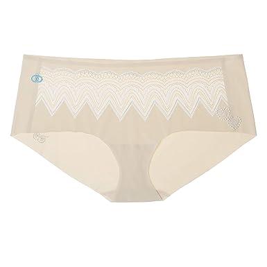 0ec5c4570f67 Uwila Warrior Happy Seams Bridal Underwear   Seamless Wedding Day Underwear  with Lace (Smoke Grey