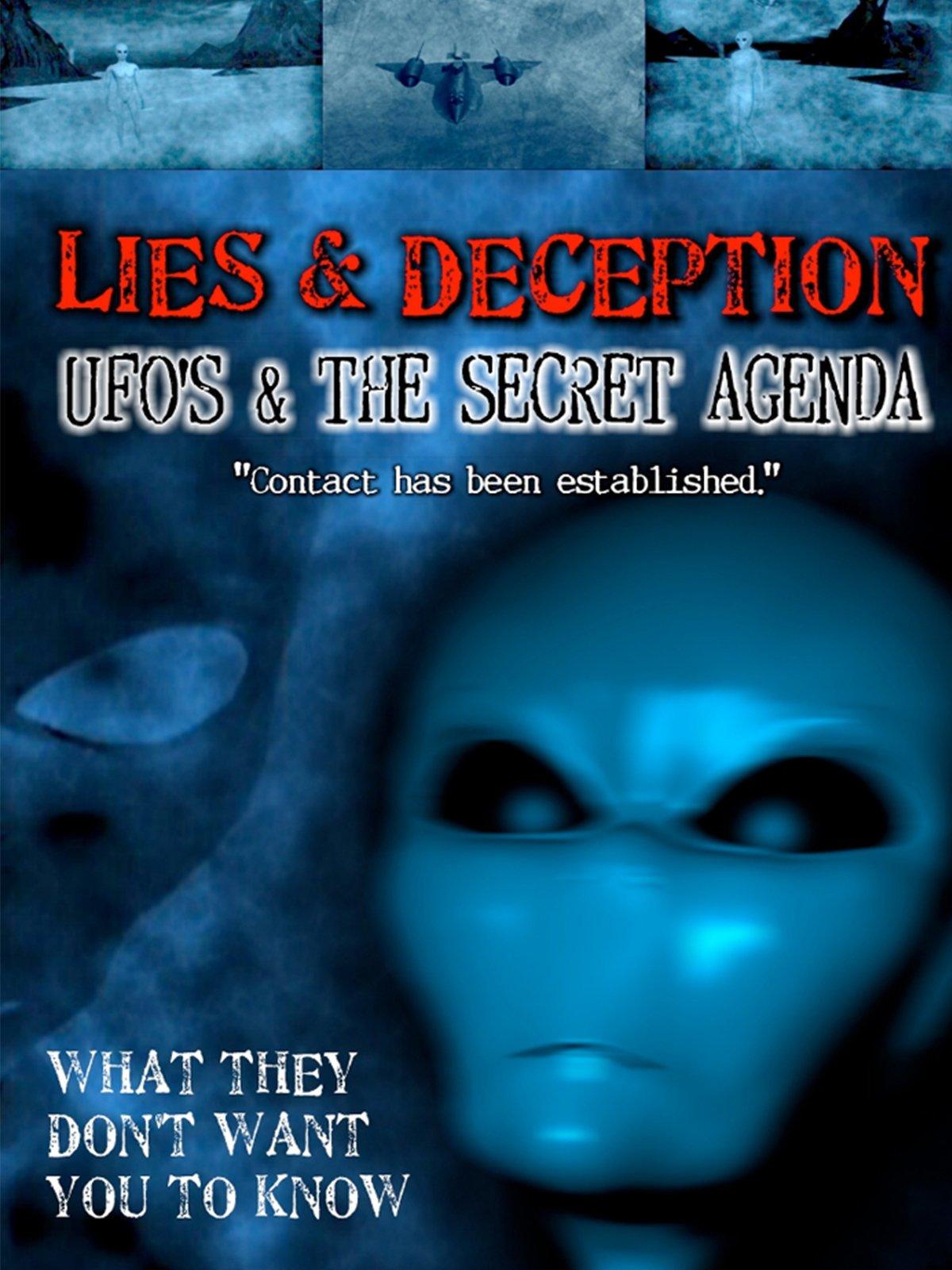 Lies & Deception UFO's & the Secret Agenda on Amazon Prime Video UK