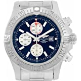 Breitling Super Avenger II automatic-self-wind mens Watch A13371 (Certified Pre-owned)
