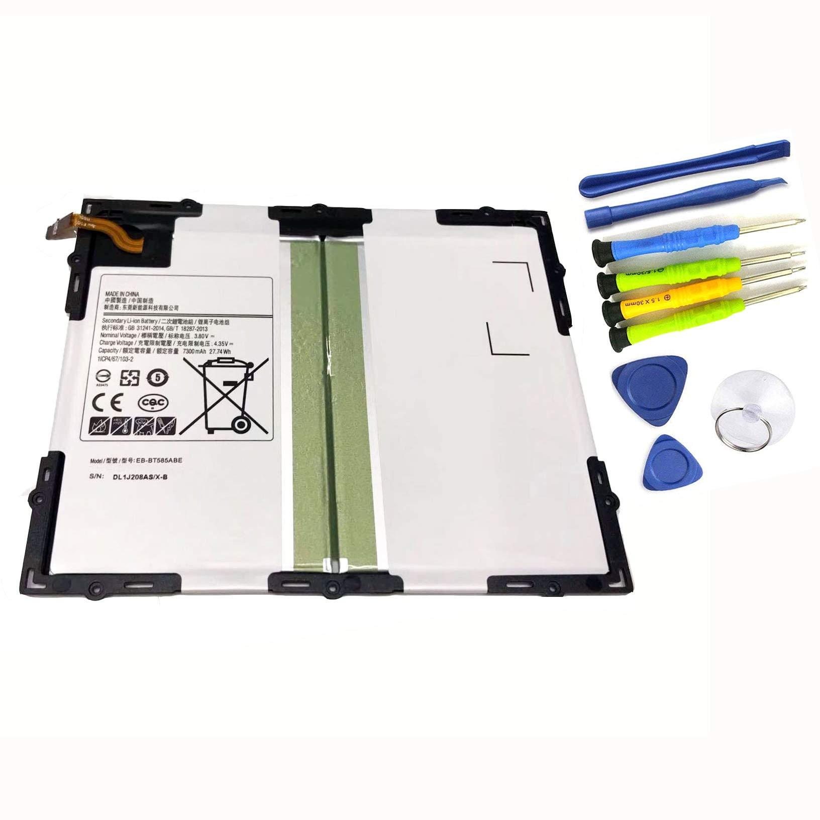Bateria Para Samsung EB-BT585ABE (3.8V 27.74Wh/7300mAh) Gala