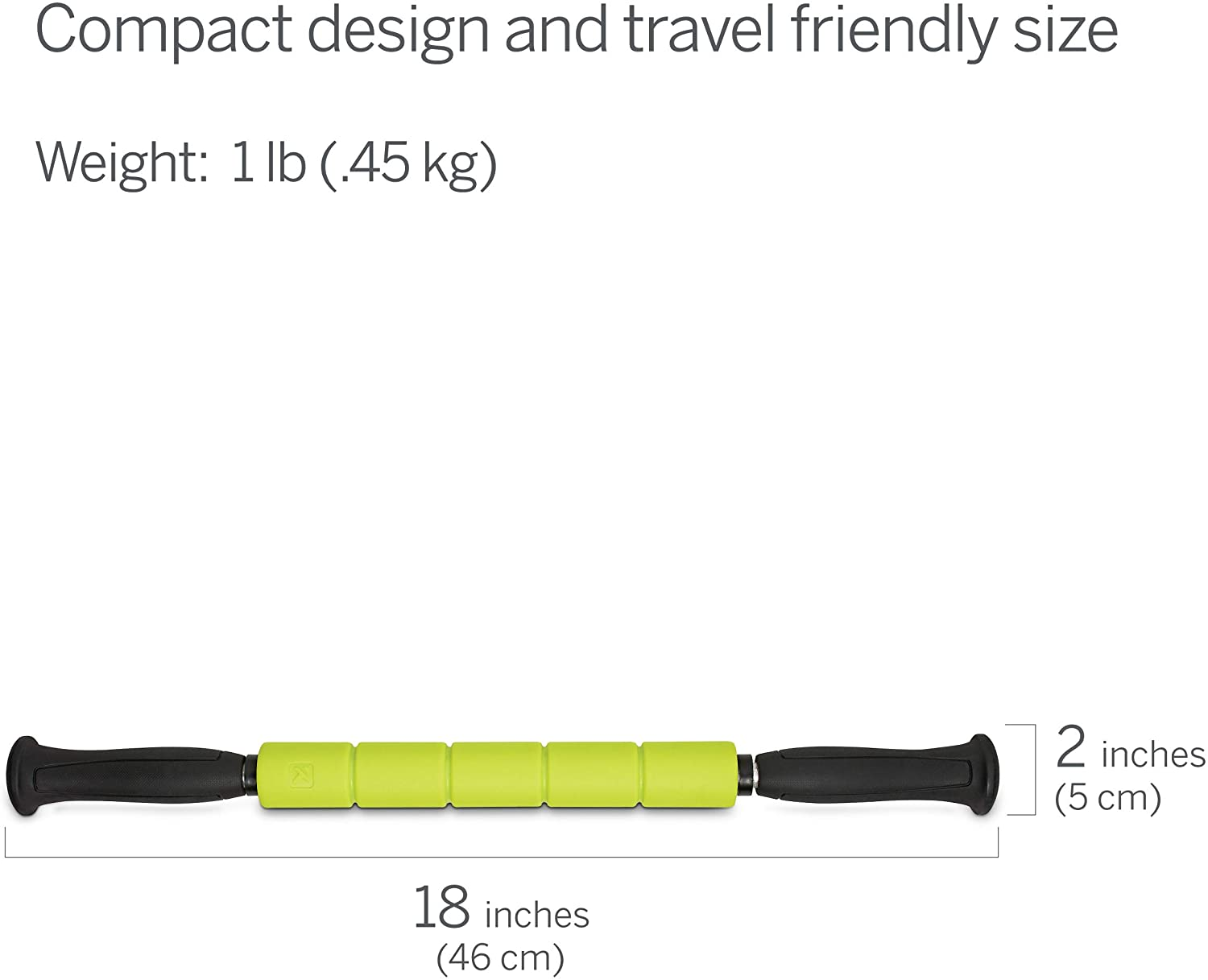 TriggerPoint Performance STK Target 15-Inch Travel-Size Massage Stick: Sports & Outdoors