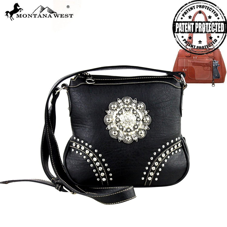 998e362441 Montana west concealed handgun cross body bag black handbags jpg 1500x1500  Mountain west handbags and wallets