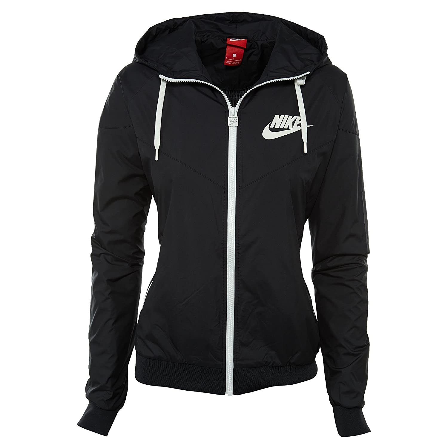 Amazon.com  Nike Sportswear Original Windrunner Jacket Womens Style    904306-011 Size   X-Small  Sports   Outdoors ceed5fa88