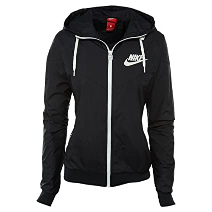 d2959d3b9e38 Image Unavailable. Image not available for. Color  Nike Sportswear Original  Windrunner Jacket Womens ...