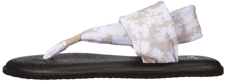 Sanuk Sanuk Sanuk Damen Yoga Sling#2 Zehentrenner, Natural Tye Dye 4324e1