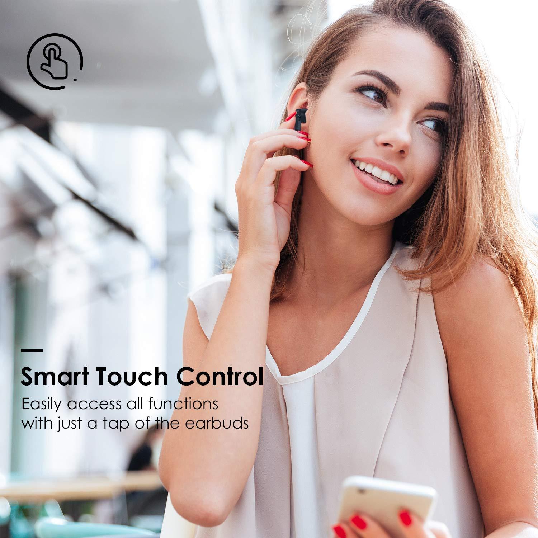 Oferta auriculares tipo AirPods HolyHigh TWS G9 por 29,99 euros (Cupón Descuento) 2 HolyHigh TWS G9