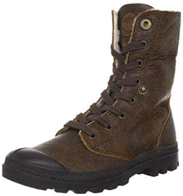 Women's Baggy Leather S Boot