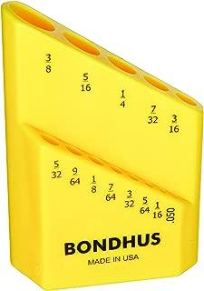 "product image for Bondhus 18037 Bondhex Case Holds 13 L-Wrenches .050-3/8"""
