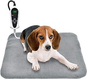 RIOGOO Pet Heating Pad Bed