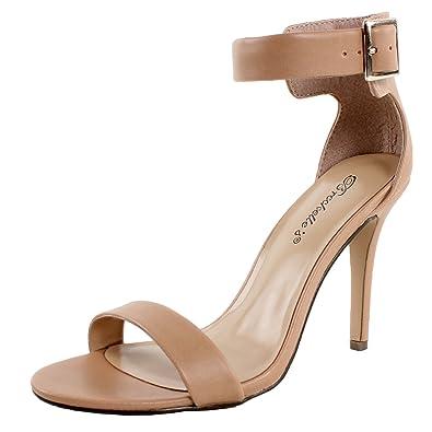 4c99879fefd848 Breckelles Sydney-31 D-Orsay Sandals