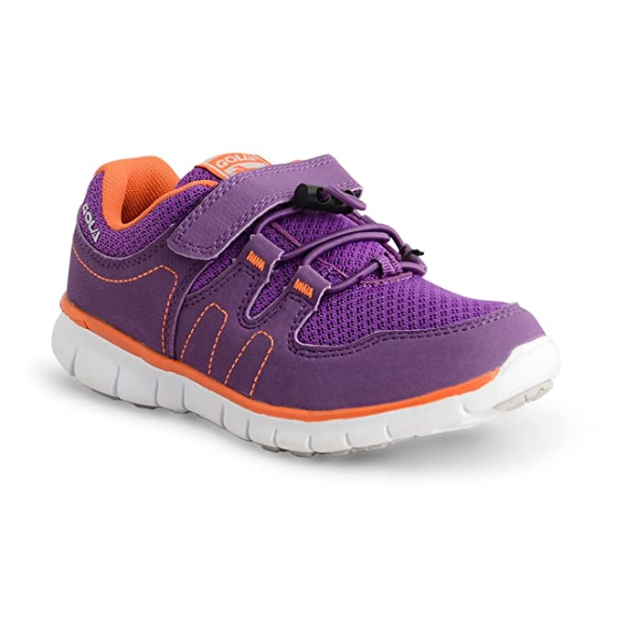 Footwear Sensation - Zapatillas para niña Purple Mango: Amazon.es: Zapatos y complementos