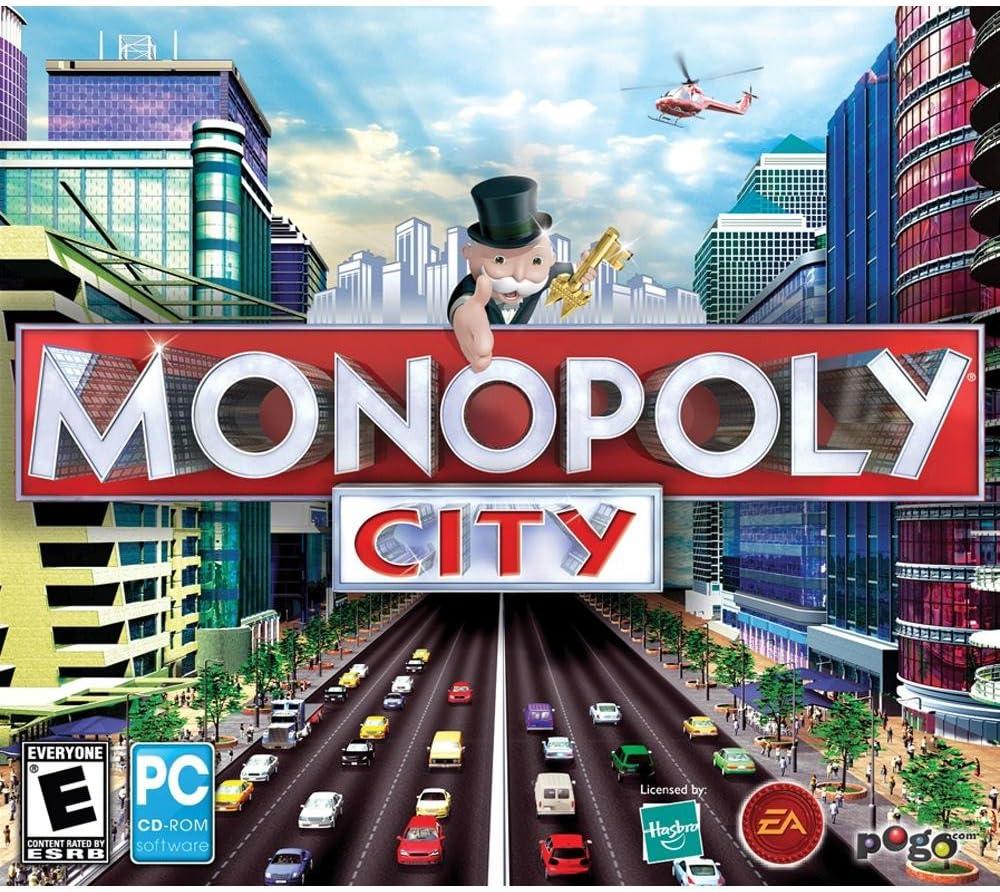 Marca ciudad de Nueva Monopolio – JC (nominal: e) (funciona con: Win XP, Vista, Win 7): Amazon.es: Oficina y papelería