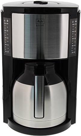 Macchina da Caff/è Programmabile Compatibile con Caff/è Macinato Macchina da Caff/è Sboly con Caffettiera Termica in Acciaio Inox Grande Capacit/à Regolabile da 2 a 8 Tazze Funzione Antigoccia