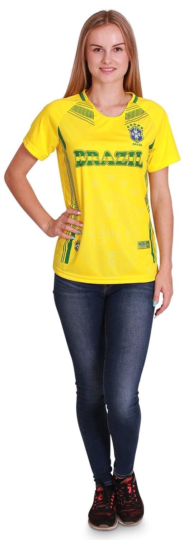World Cup Jersey SHIRT メンズ B07DQCP1NFBrazil-women Women-L/XL