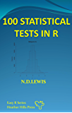 100 Statistical Tests in R (English Edition)