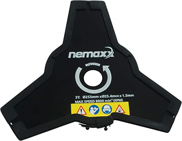 Amazon.com: Nemaxx MT52 4 en 1 jardín herramienta motosierra ...