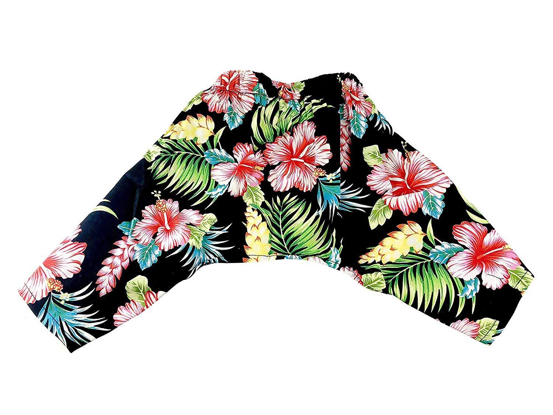 Hawaiian Dog Swim Trunks (Medium)