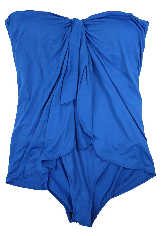 5cced22ed79 Ralph Lauren Plus Size Flyaway Tummy Control One Piece Bathing Suit durable  service