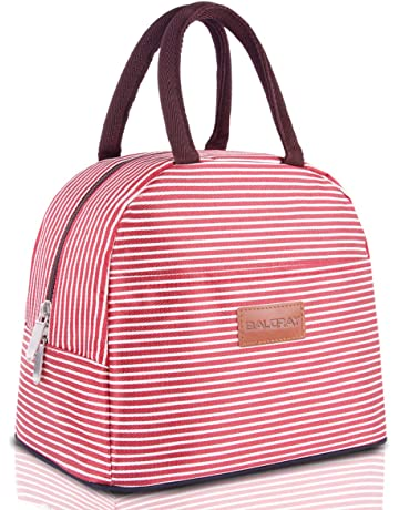 BALORAY Lunch Tote Bag for Women b2abf6ebe8d44