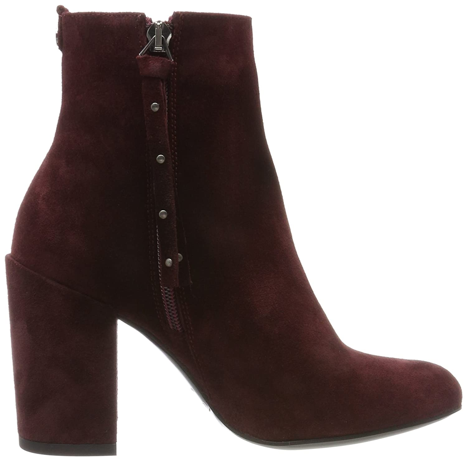 Liebeskind Liebeskind Liebeskind Berlin Damen Lh175500 Suede Pumps Rot (Gang Wine) 126c21