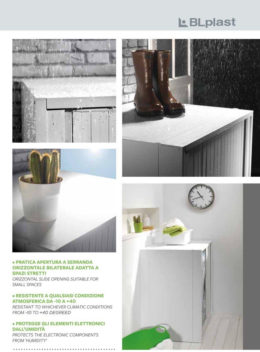 Garofalo waschtisch waschmaschine 395: amazon.de: küche & haushalt