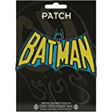 C&D Visionary Stoff DC Comics Patch-Batman Insignia