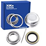 XiKe 1 Set Fits for 1-1/16'' Axles Trailer Wheel