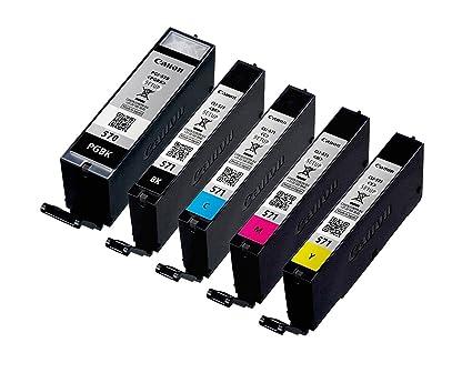 5 original Setup Cartuchos de Tinta PGI-570 cli-571 para la ...