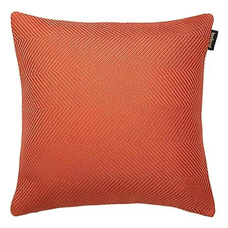 Amazon.com: Color sólido Woolen Weave Oficina Nap almohada ...