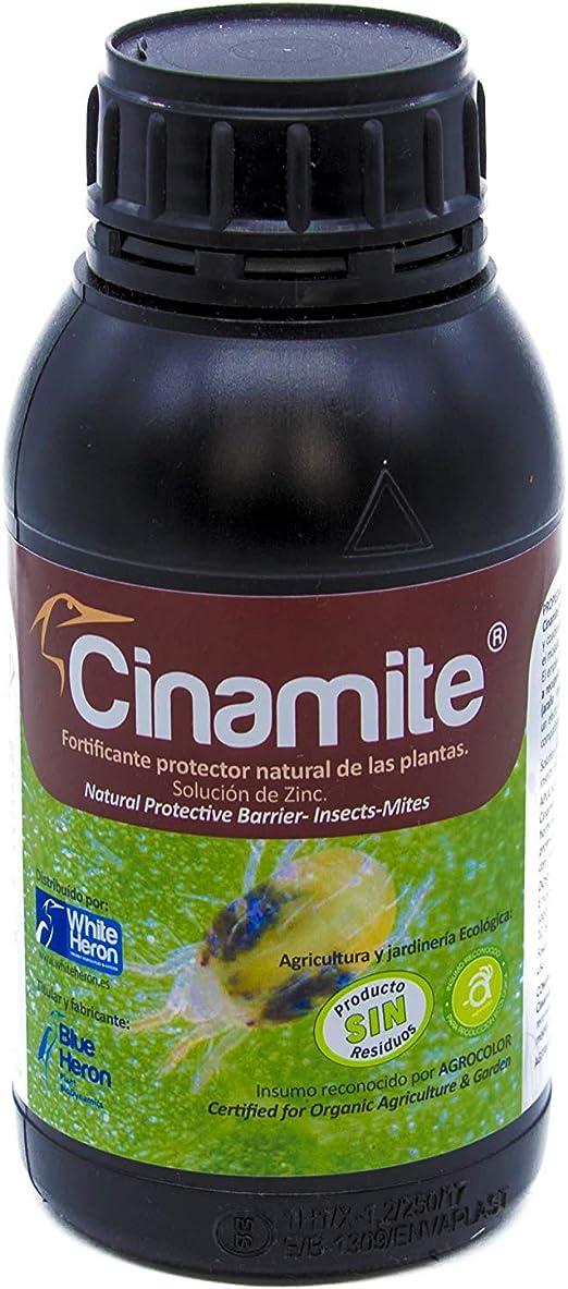 Cinamite max CINAMITE® 1 L concentrado: Fertilizante orgánico ...