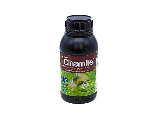 CINAMITE® concentrado: especial defensa orgánica (insectos, arañas ...