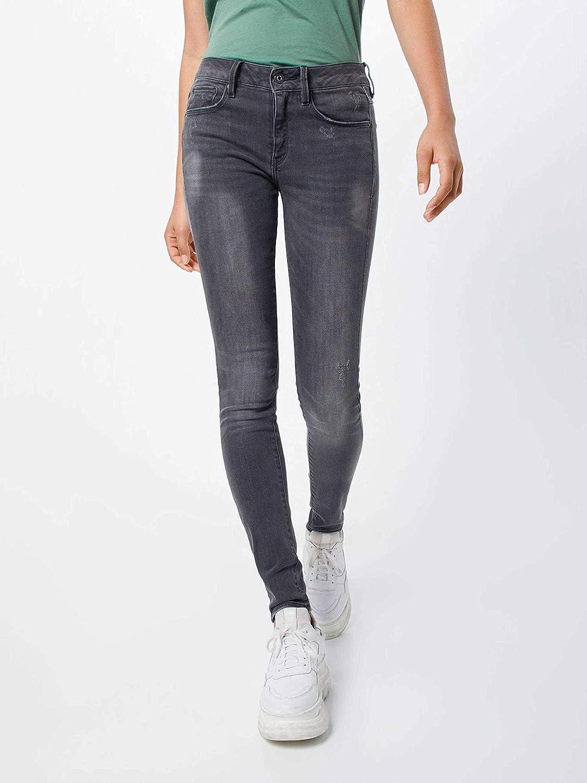 G-STAR RAW 3301 Mid Waist Skinny Jeans Donna