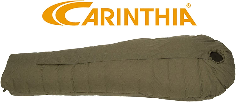 Carinthia Defense 4 Schlafsack Campingschlafsack NEU