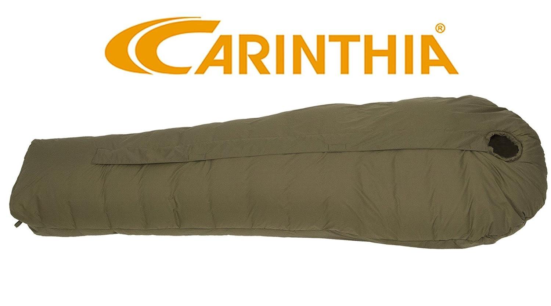 CARINTHIA - Saco de Dormir Momia para Acampada: Amazon.es: Deportes y aire libre