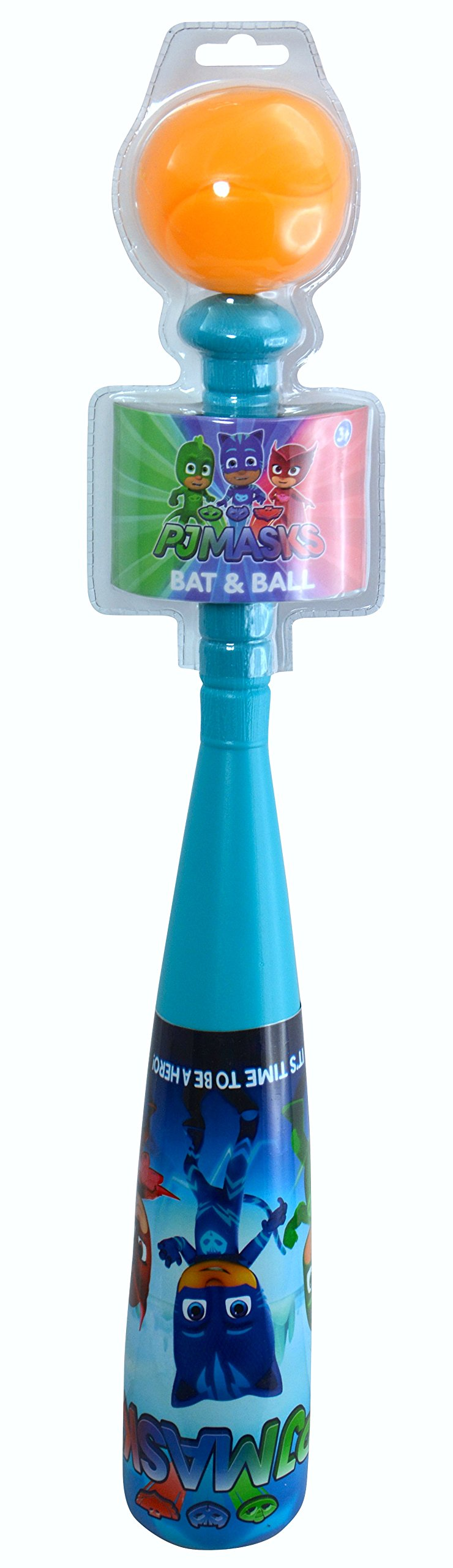 Disney Jr. PJ Masks Baseball Bat & Ball Set