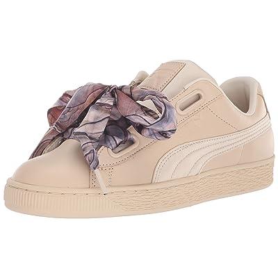 PUMA Women's Basket Heart Patent Sneaker | Fashion Sneakers