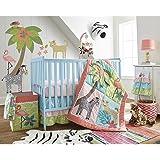 Amazon.com : CoCaLo 8 Piece Crib Set, Azania (Discontinued