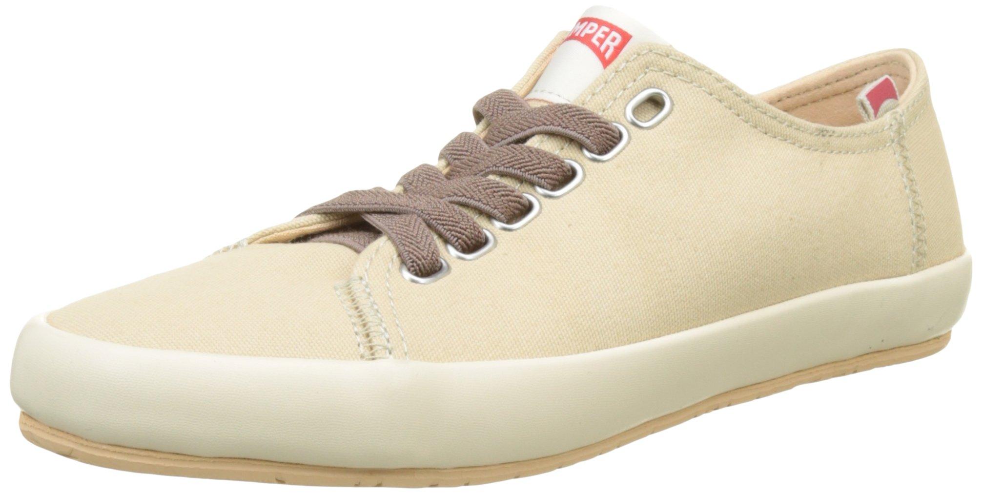 Camper Women's borne K200284 Fashion Sneaker, Beige, 40 EU/10 M US