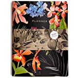 Agenda Planner Floresta Tropical, Cicero, 7075, Multicor, Grande (19X25)
