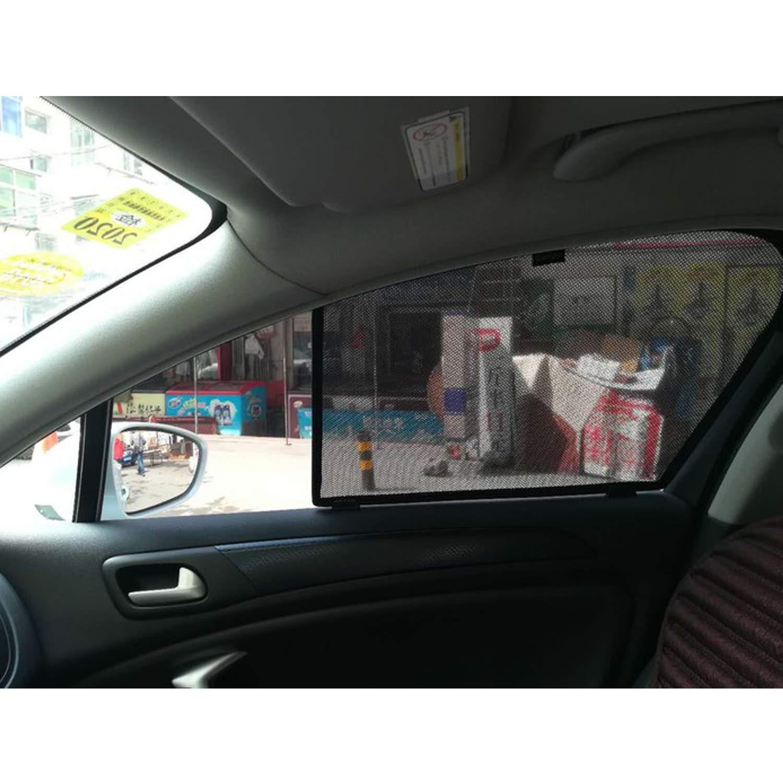 Parasole per Finestrini Laterali Auto Accessori Interni Magnetico 4 Pezzi LFOTPP Toyota001 CH-R NGX50 ZYX10 Tendine Parasole per Auto